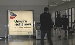 Advertising in Airports