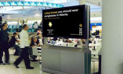 Airport Advertising Rates