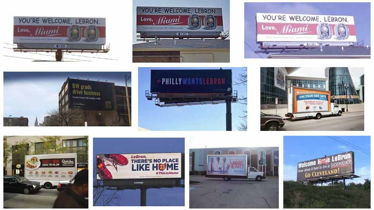 Akron, OH Billboards