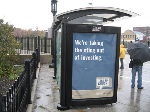 Baltimore Bus Stop Shelter Advertising