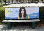 Bench Advertising