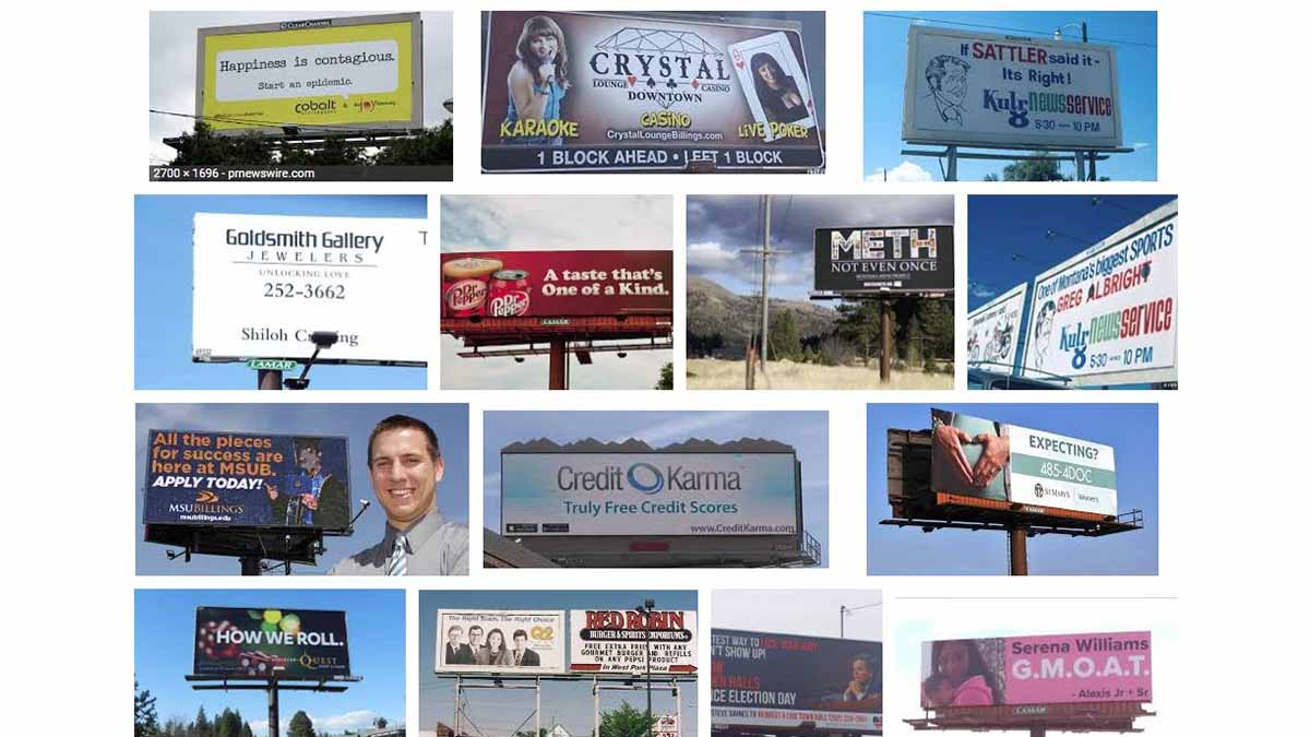 Billings, MT Billboards