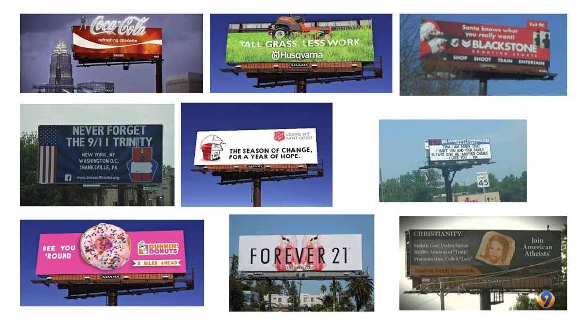 Billboard Advertising In Charlotte Nc Mecklenburg County Nc Rent Charlotte Billboard Ads Here