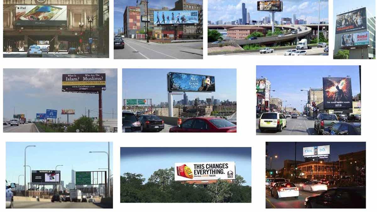 Billboard Advertising in Chicago, IL - Rent Chicago ...