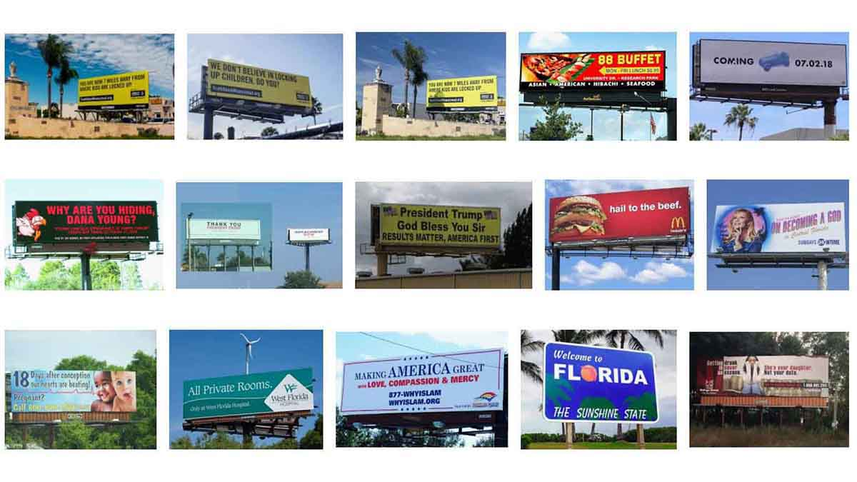 Florida (FL) Billboards