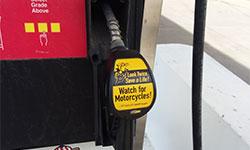 Gas Pump Nozzle Advertising