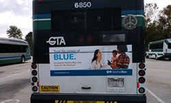 Greensboro Transit Advertising