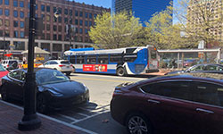 Hartford-New Haven Bus Advertising