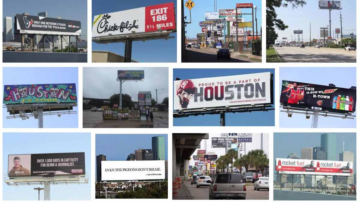 Houston, TX Billboards