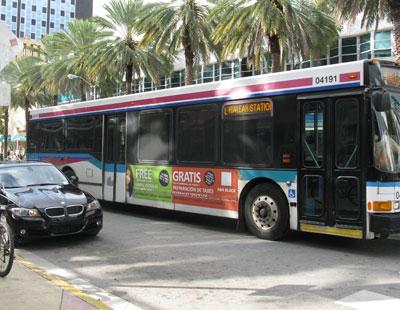 Miami Beach H Bus Route