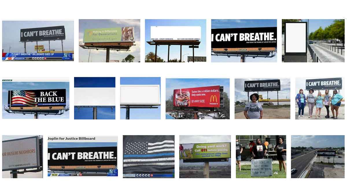 Joplin, MO Billboards