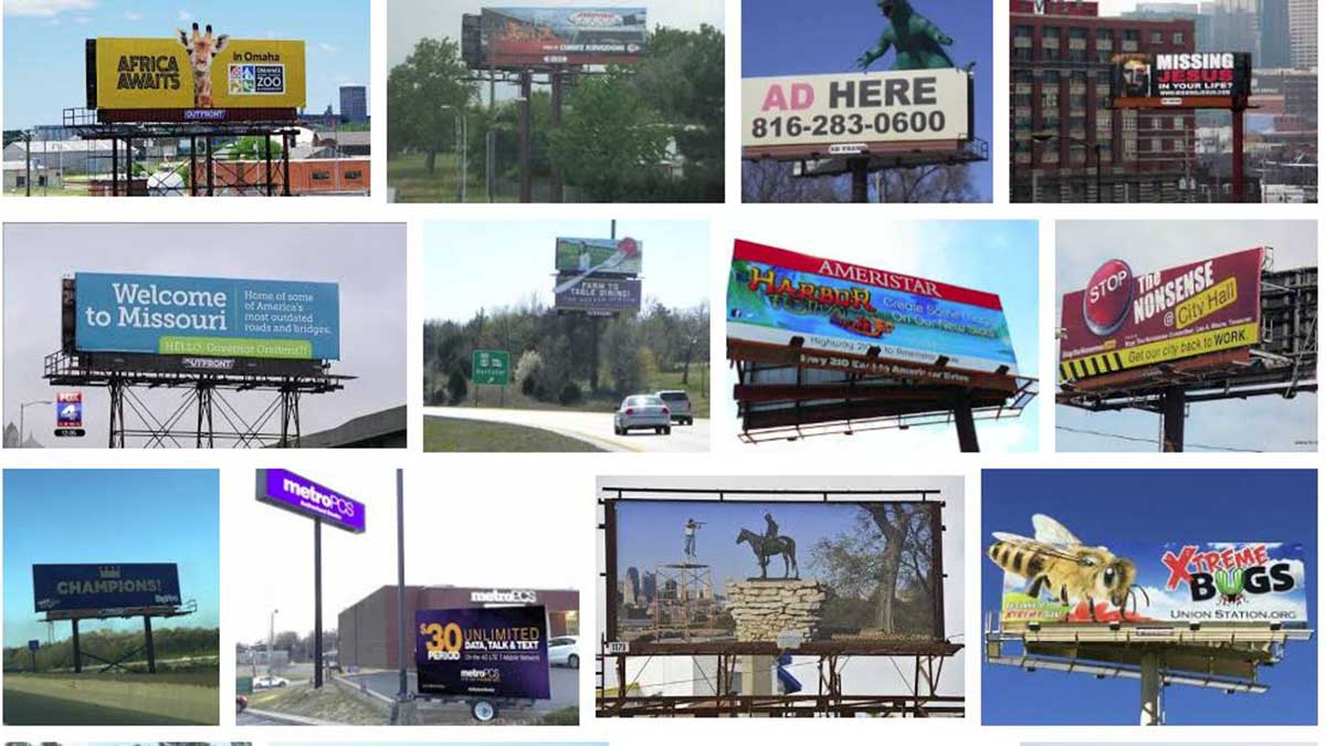 Kansas City, MO Billboards
