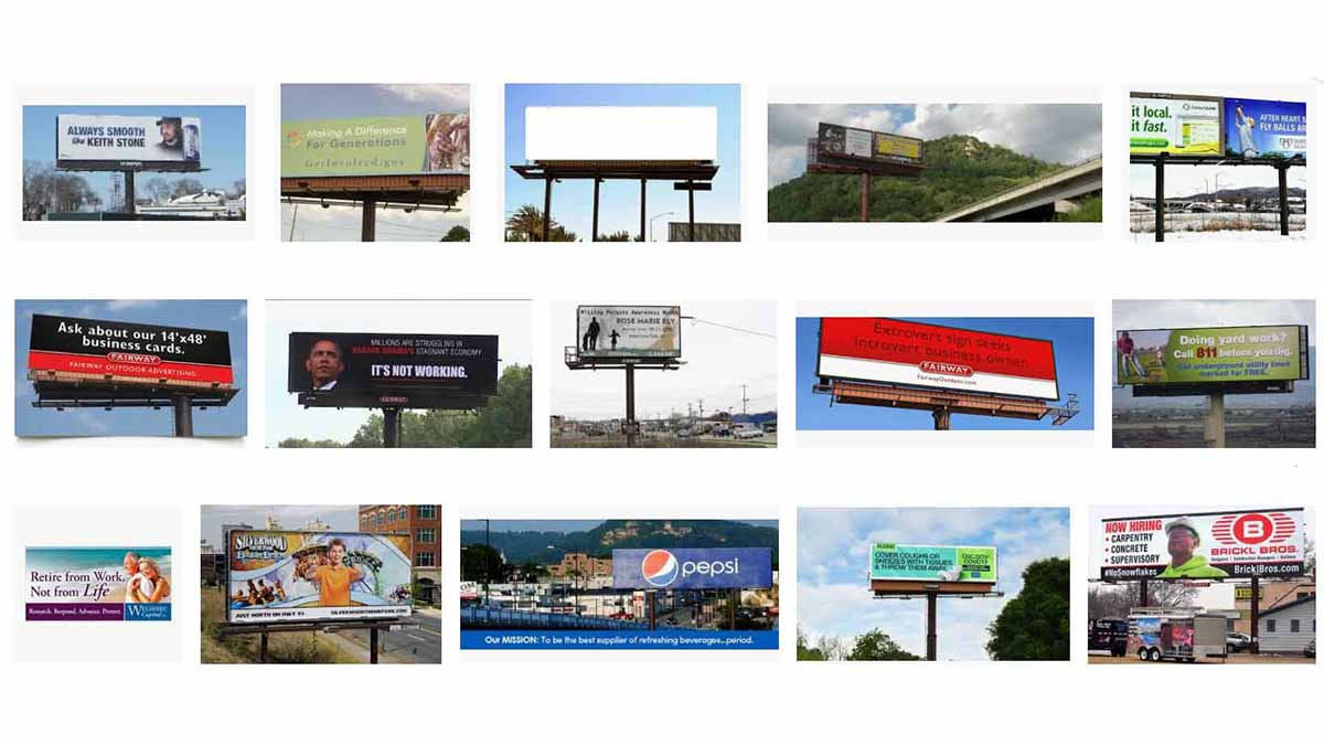 La Crosse and Eau Claire, WI Billboards