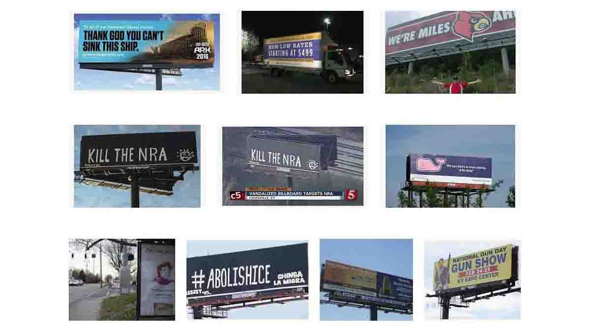 Louisville, KY Billboards
