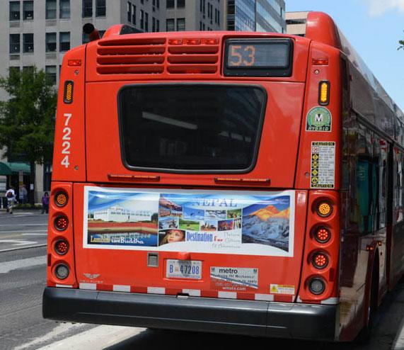 bus ad displays in washington dc get no obligation quote