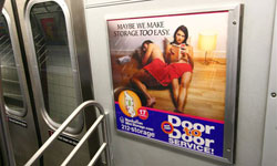 New York City Subway Advertising Agency