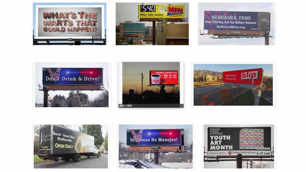 Omaha, NE Billboards