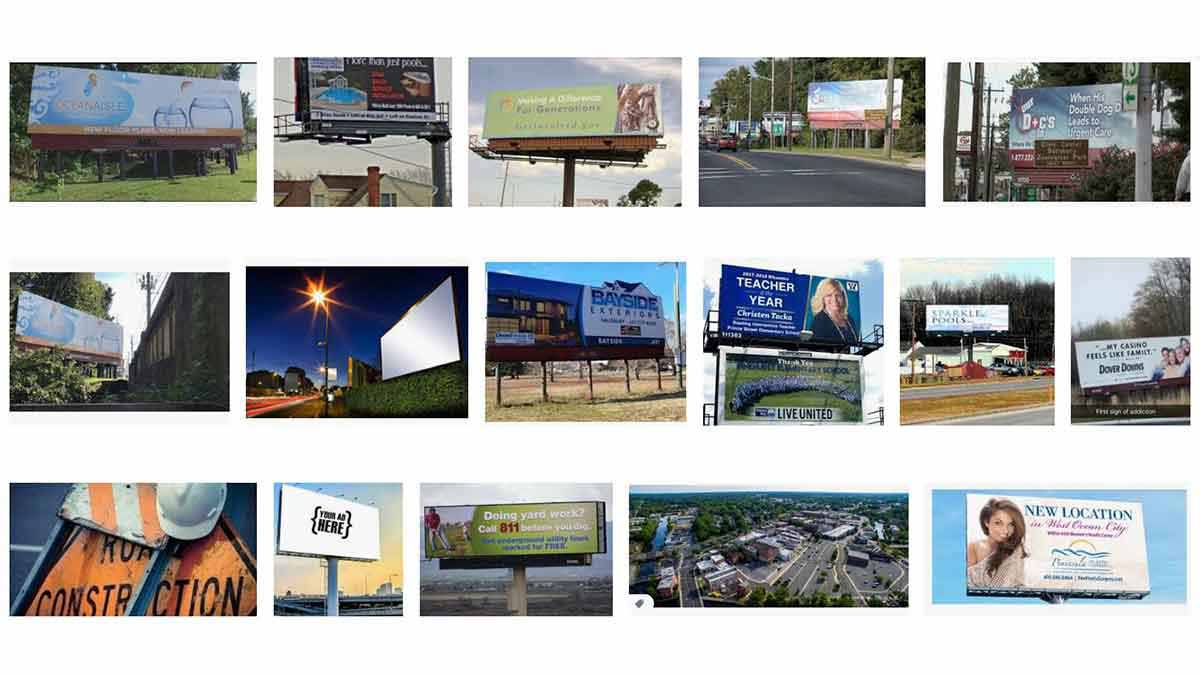 Salisbury, MD Billboards