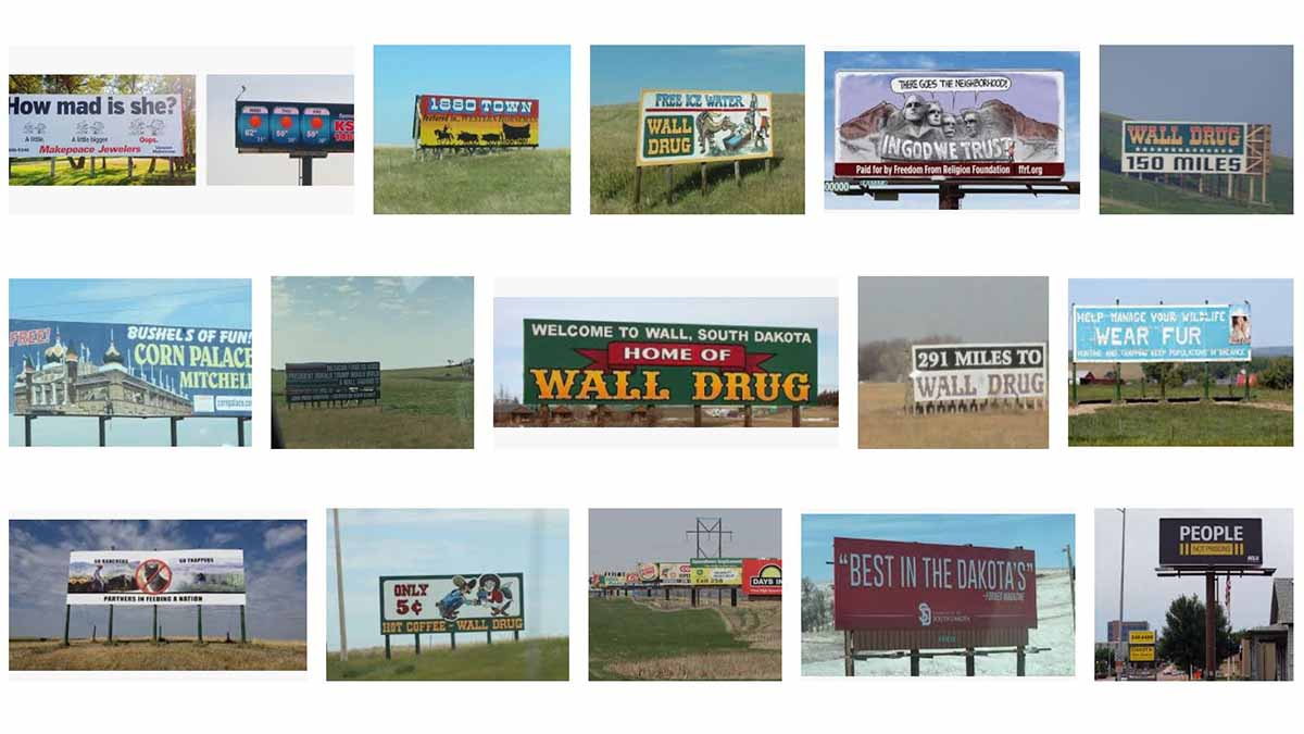 South Dakota (SD) Billboards