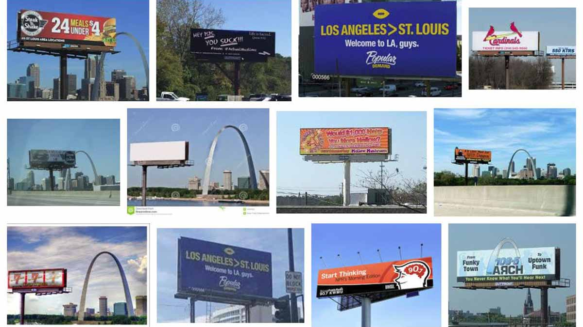 St Louis, MO Billboards