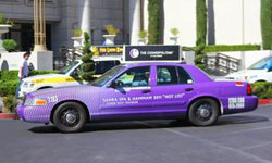 Taxi Advertising in 50+ Cities - Taxi Cab Advertising Agency
