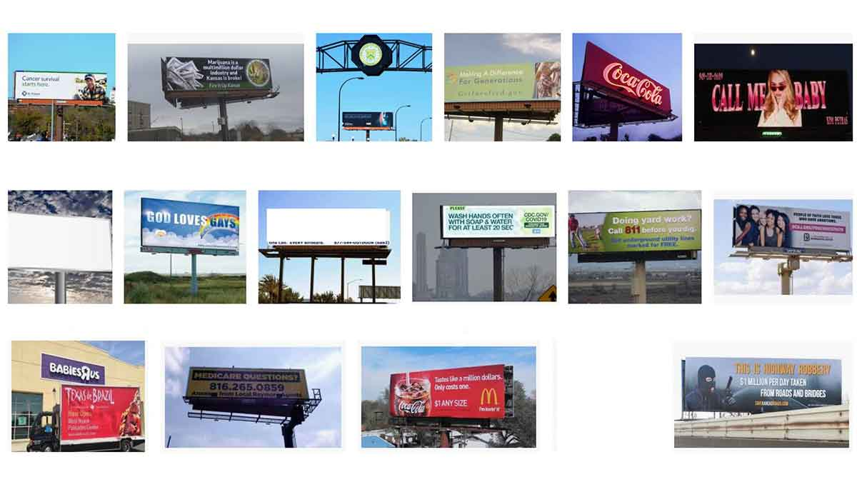 Topeka, KS Billboards